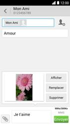 Huawei Ascend Y530 - MMS - envoi d'images - Étape 16