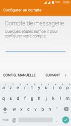 Wiko Lenny 3 - E-mail - Configuration manuelle - Étape 7