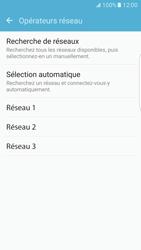 Samsung Galaxy S7 Edge - Réseau - Sélection manuelle du réseau - Étape 8