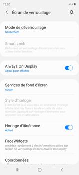 Samsung Galaxy S20 FE - Sécuriser votre mobile - Activer le code de verrouillage - Étape 5
