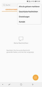 Samsung Galaxy A8 Plus (2018) - SMS - Manuelle Konfiguration - Schritt 5