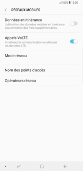 Samsung Galaxy Note 8 - MMS - Configuration manuelle - Étape 6