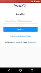 Motorola Moto G5s - E-Mail - Konto einrichten (yahoo) - 8 / 16