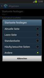 Samsung Galaxy Note II - Internet und Datenroaming - Manuelle Konfiguration - Schritt 21