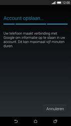 HTC Desire 610 - apps - account instellen - stap 17