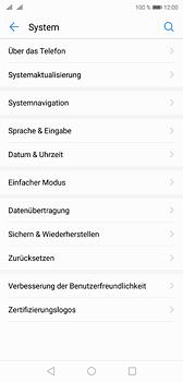 Huawei P20 - Software - Installieren von Software-Updates - Schritt 5