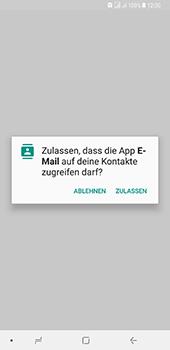 Samsung Galaxy A8 Plus (2018) - E-Mail - Konto einrichten (yahoo) - Schritt 5
