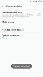 Samsung Galaxy A3 (2017) - Réseau - Sélection manuelle du réseau - Étape 11