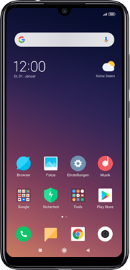 Xiaomi RedMi Note 7 - MMS - Manuelle Konfiguration - Schritt 15