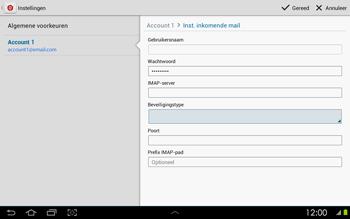 Samsung P5100 Galaxy Tab 2 10-1 - E-mail - Instellingen KPNMail controleren - Stap 15