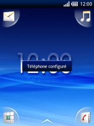 Sony Ericsson Xperia X10 Mini - MMS - configuration automatique - Étape 5