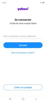 Samsung Galaxy S20 FE - E-mails - Ajouter ou modifier votre compte Yahoo - Étape 9