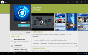 Asus Padfone - Apps - Herunterladen - 9 / 24