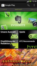HTC One S - Apps - Konto anlegen und einrichten - 22 / 23