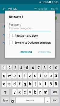 Samsung Galaxy A8 - WiFi - WiFi-Konfiguration - Schritt 7