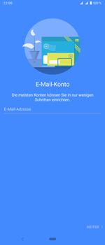 Sony Xperia 1 - E-Mail - Konto einrichten - Schritt 6