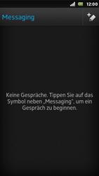 Sony Xperia U - MMS - Erstellen und senden - 6 / 19