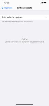 Apple iPhone 11 - iOS 14 - Software - Installieren von Software-Updates - Schritt 6