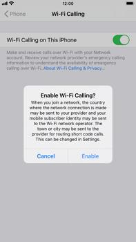 Apple iPhone 6s Plus - iOS 14 - WiFi - Enable WiFi Calling - Step 7