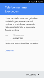 Samsung Galaxy A3 2016 (SM-A310F) - Applicaties - Account aanmaken - Stap 14