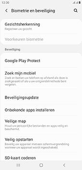 Samsung Galaxy J4 Plus - Toestel - Stel Zoek mijn mobiel in - Stap 5
