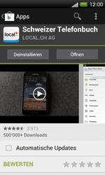 HTC One SV - Apps - Installieren von Apps - Schritt 9