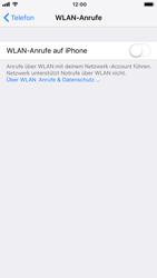 Apple iPhone 7 - iOS 12 - WiFi - WiFi Calling aktivieren - Schritt 6