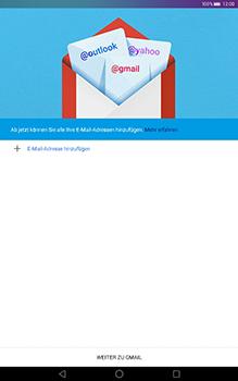 Huawei MediaPad T1 (10.0) LTE - E-Mail - Konto einrichten (gmail) - Schritt 5