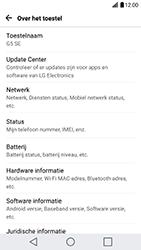 LG G5 SE (H840) - software - update installeren zonder pc - stap 5