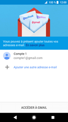 Sony Xperia XZ1 - E-mail - 032a. Email wizard - Gmail - Étape 15