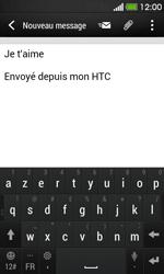 HTC Desire 500 - E-mail - envoyer un e-mail - Étape 9