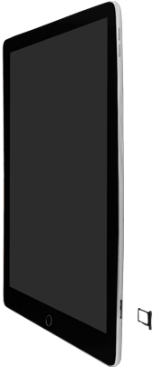 Apple iPad Pro 12.9 inch - SIM-Karte - Einlegen - Schritt 4