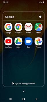 Samsung Galaxy A20e - E-mails - Ajouter ou modifier votre compte Gmail - Étape 4