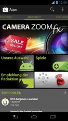 Motorola RAZR i - Apps - Herunterladen - 16 / 22