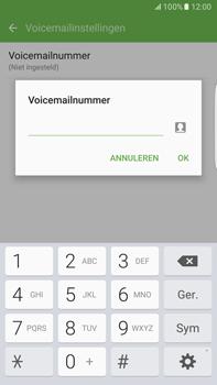 Samsung Samsung Galaxy S6 Edge+ - Android M - Voicemail - handmatig instellen - Stap 9
