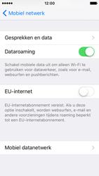 Apple iPhone SE - Internet - Dataroaming uitschakelen - Stap 5