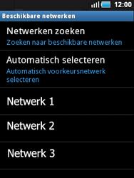 Samsung S5570 Galaxy Mini - Buitenland - Bellen, sms en internet - Stap 8