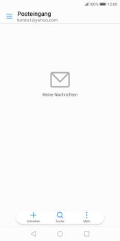 Huawei P Smart - E-Mail - Konto einrichten (yahoo) - 4 / 11