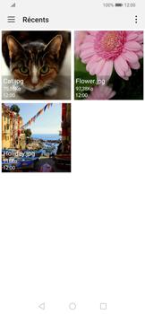 Huawei P Smart Z - Contact, Appels, SMS/MMS - Envoyer un MMS - Étape 14
