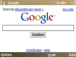 Nokia E72 - Internet - Internet browsing - Step 7