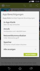 Sony Xperia Z2 - Apps - Herunterladen - 0 / 0