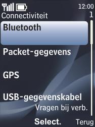 Nokia 6700 classic - bluetooth - aanzetten - stap 5