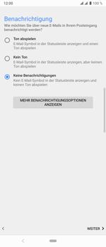 Sony Xperia 10 Plus - E-Mail - Konto einrichten (yahoo) - Schritt 11