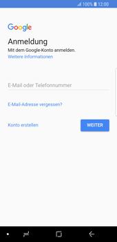 Samsung Galaxy S9 - E-Mail - Konto einrichten (gmail) - Schritt 9
