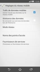Sony Xperia Z2 - MMS - Configuration manuelle - Étape 6