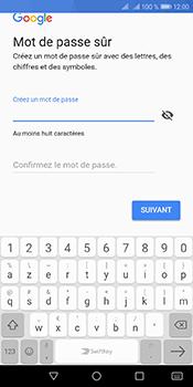 Huawei Y6 (2018) - Applications - Créer un compte - Étape 11