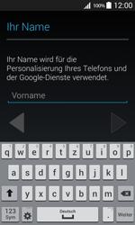 Samsung Galaxy Core Prime - Apps - Konto anlegen und einrichten - 5 / 23