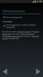 Samsung Galaxy S 4 Mini LTE - Applicazioni - Configurazione del negozio applicazioni - Fase 17