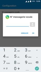 Wiko Lenny 3 - Messagerie vocale - Configuration manuelle - Étape 11
