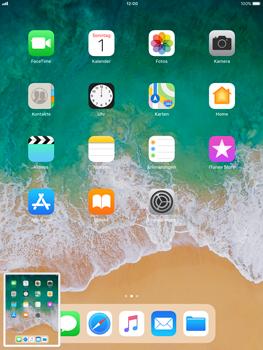 Apple iPad Pro 9.7 inch - iOS 11 - Bildschirmfotos erstellen und sofort bearbeiten - 3 / 8
